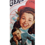 Affairs of Geraldine -Original 1946 U.S.A Republic Picture Insert