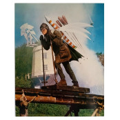 Chitty Chitty Bang Bang - 1968 -  Italian Lobby Card Set of 11
