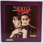 Dr. Jekyll and Mr. Hyde - 1920's Horror Film - Laser Disc