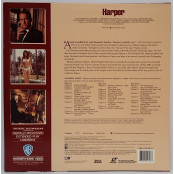 Harper - Widescreen Extended Play 2 Disc Edition LaserDisc