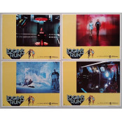 Logan's Run - 1976 - Original U.S.A. Science Fiction Lobby Card Set