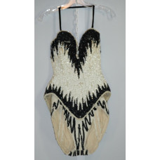 Showgirl's Outfit - Original Costume from the 1960's Musicals