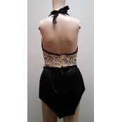 Showgirl's Tuxedo Outfit - Original Costume from the 50's and 60's Musicals