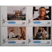 The Mackintosh Man - Original 1973 Warner Bros Lobby Card Set