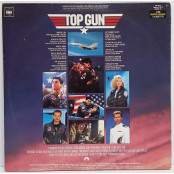 Top Gun - Original 1986 Motion Picture Limited Edition 2 Sided Picture Disc 7""