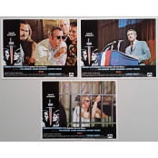 Wusa - Original U.S.A. 1970 Paramount Picture Lobby Cards x 3